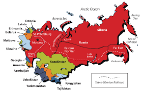 Wsu Map Soviet Union Fall 2015 Washington State University