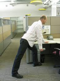 Office Desk Workout by Office Workout U2013 Beginner 1