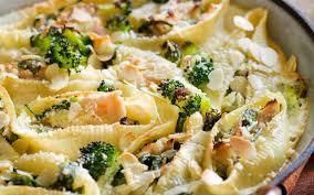 brocolis cuisine conchigliones farcis au thon et aux brocolis cuisine et recettes