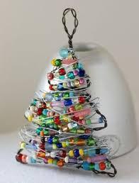 knock crate barrel ornament trees