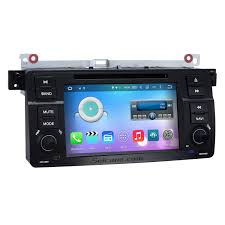 oem 7 inch android 6 0 1998 2006 bmw 3 series e46 316i 318i 320i