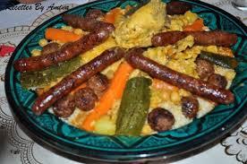 cuisine alg ienne couscous couscous royal algérien cuisine algerienne epice