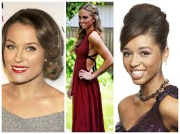 prom hairstyles that match your dress hair world magazine