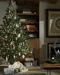 Best Way To Decorate A Christmas Tree Christmas Decorations For Home And Tree Crate And Barrel