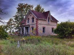 Pictures Of A House Urban Exploration Abandoned House On A Cemetery Youtube