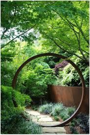 backyards impressive garden gates backyard decorating ideas 9