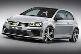 car volkswagen side view volkswagen golf r 400 concept debuts in china with 395 hp