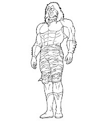 undertaker coloring pages spideys web coloring page the ninja warrior in alert position