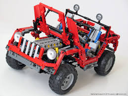 lego jeep wrangler instructions nathanael kuipers u0027 modular