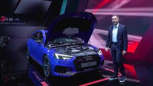 new audi rs4 avant 2018 newcar youtube