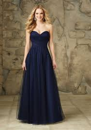 tulle bridesmaid dress with sweetheart neckline style 112 morilee