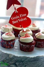 gluten free sugar free red velvet cupcakes with sugar free cream