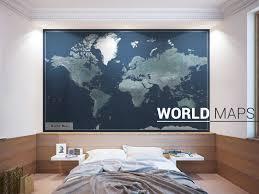 D D World Map Maker by World Maps U2013 Customaps