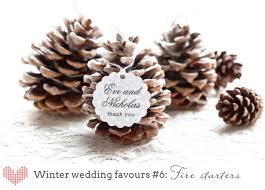 Top 10 Wedding Favors by Winter Wedding Favours Winter Wedding Favors Winter Weddings
