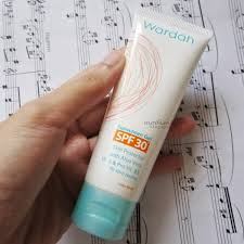 Wardah Gel review wardah sunscreen gel spf 30 noniq a review