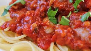 wedding gift spaghetti sauce spaghetti sauce ii recipe allrecipes