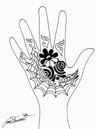 simple spider tattoo tobtni easy henna tattoo designs photo shared