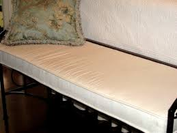 indoor bench cushion resort indoor bench seat cushions treenovation