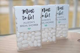 wedding favor labels wedding favors tic tac labels mint to be bridal