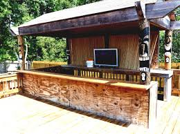 Tiki Backyard Ideas Backyard Landscape Design - Tiki backyard designs