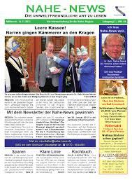 Merkelbach Bad Kreuznach Nahe News Die Internetzeitung Kw 46 11 By Markus Wolf Issuu