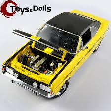 opel germany revell car 1 18 scale germany opel commodore gs e yellow diecast