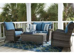 Loveseat Glider Outdoor Furniture Outdoor Patio Loveseat Glider U0026 Chairs Abbots