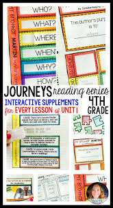 best 25 journeys reading series ideas only on pinterest