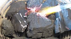 how to light a propane torch how to use a propane torch to light your fogo lump charcoal