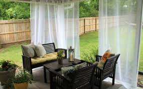 Ikea Patio Curtains by Curtains Outdoor Curtains Amazing Patio Curtains Outdoor