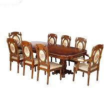 Online Dining Table by Buy Royaloak Empire Dining 8s By Online In India Dining Dining