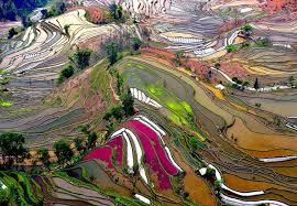 imagenes impresionantes de paisajes naturales 15 impresionantes imagenes de paisajes desde un avion