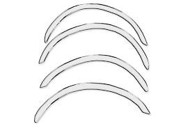 wheel arches chrome chrysler pt cruiser 2001 cover rust ca
