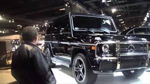 mercedes benz jeep 2014 2015 mercedez benz g63 amg suv in 2014 washington dc auto show