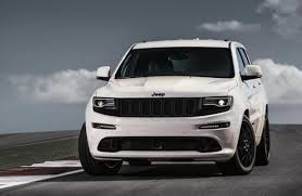 2017 Jeep Grand Cherokee Thunderstorm With Regard To Robust Suvs