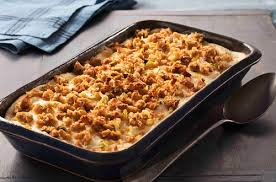 leftover turkey casserole recipe