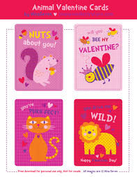 valentines cards for kids free printable s day cards the frugal
