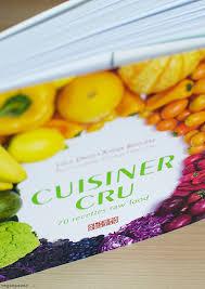 cuisiner cru livre cuisiner cru alternatives mixer deshydrater crudites