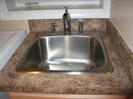 White Kitchen Base Cabinets Brilliant 24 Inch Stainless Steel Sink Kitchen Cabinets Ideas 24