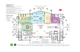 Student Center Floor Plan by University Of Illinois Welcome Center Illinois Alumni