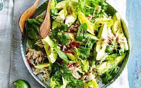 avocat cuisine salade repas au poulet et à l avocat cuisine et recettes recette
