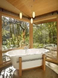 outside bathroom ideas design amazing unique details on glass walls inside lake forest