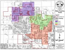 melbourne fl map melbourne fl official website water flushing program