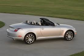 lexus convertible sc430 2009 lexus sc430 pebble edition picture 7611
