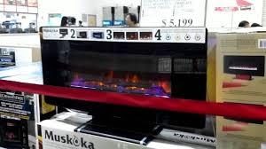 好市多muskoka平面壁掛式電暖器 muskoka urbana curved wall mount