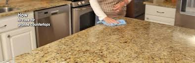 Ideas For Care Of Granite Countertops Caring For Granite Countertops 51 For Your Wall Xconces