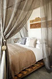 Curtains For Canopy Bed Best 25 Canopy Bed Curtains Ideas On Pinterest For