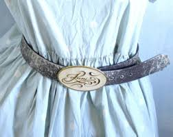 Simply Rugged Rugged Leather Belt Etsy