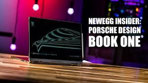 porsche design book one u2013 the future of 2 in 1s youtube