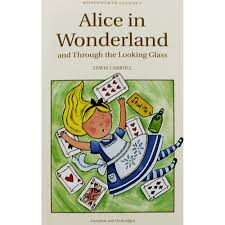 alice in wonderland wordsworth classics by lewis carroll